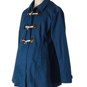 Momo Maternity Jackets & Coats - Momo blue maternity jacket size large